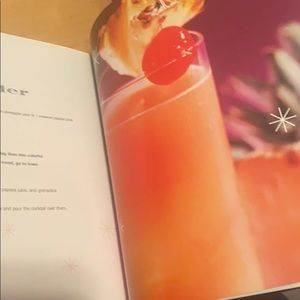 cocktails😯🔛 Accents - Cocktails Book 96pgs 🍾
